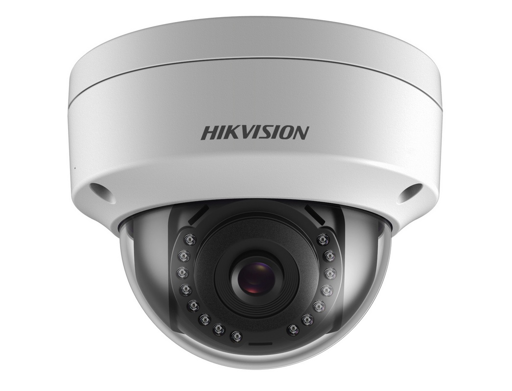 Hikvision DS-2CD1143G0-I Δικτυακή Κάμερα 4MP Φακός 2.8mm