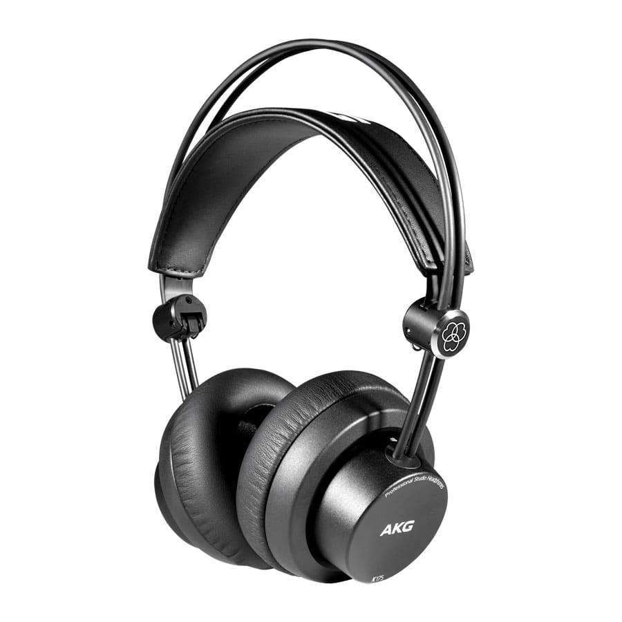 AKG K175 Δυναμικό Ακουστικό Κλειστού Τύπου 18-26ΚΗΖ 32Ω