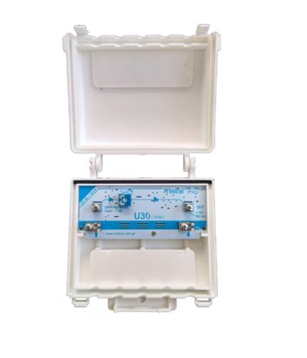 MISTRAL U30 (VU3S) Ενισχυτής ιστού UHF 32dB, LTE
