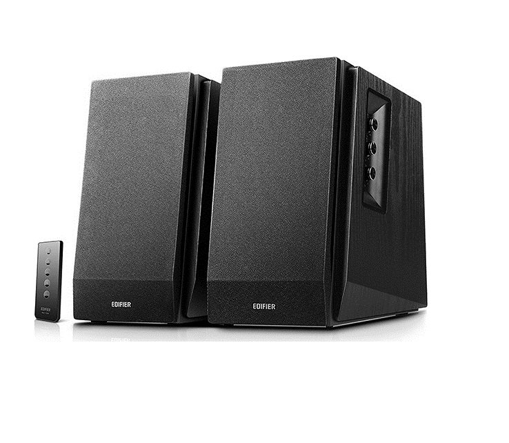 Edifier R1700BT Αυτοενισχυόμενα Ηχεία Bluetooth 66W RMS (Black)