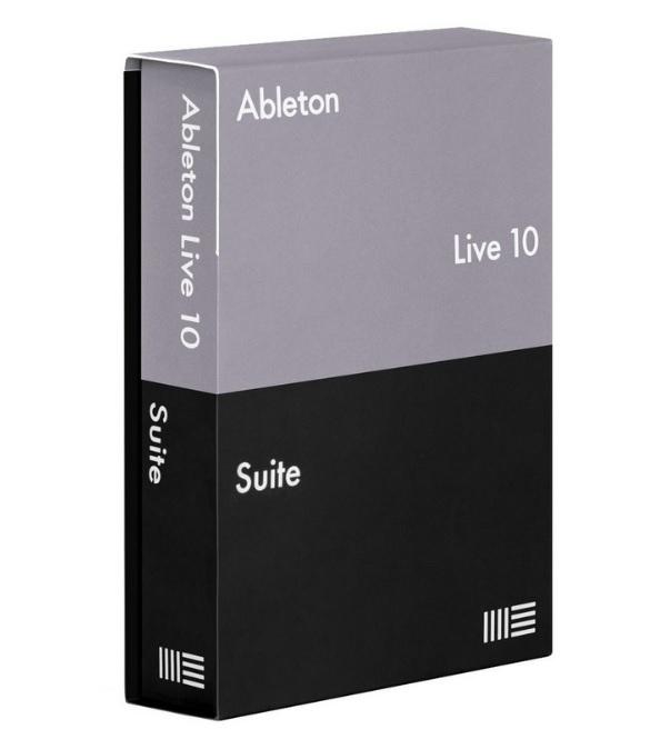 Ableton Live 10 Suite Ολοκληρωμένο Πρόγραμμα Δημιουργίας Ηλεκτρονικής Μουσικής