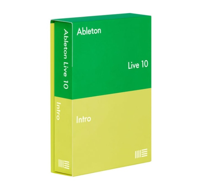 Ableton Live 10 Intro Entry Level πρόγραμμα Δημιουργίας Ηλεκτρονικής Μουσικής