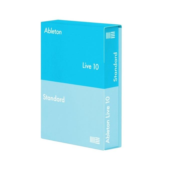 Ableton Live 10 Standard Πρόγραμμα Δημιουργίας Ηλεκτρονικής Μουσικής