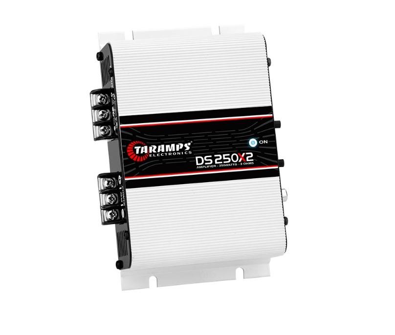 Taramps DS250X2 Δικάναλος Ενισχυτής αυτοκινήτου 2 x 125W RMS