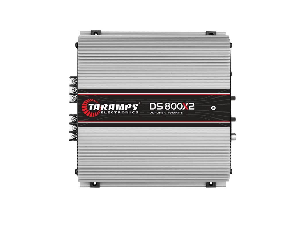 Taramps DS800x2 Δικάναλος Eνισχυτής Aυτοκινήτου Class D 2x400W RMS/ 2OHM
