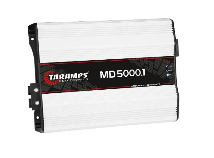 Taramps MD5000.1 Μονοκάναλος Ενισχυτής Αυτοκινήτου 5000W RMS/ 1Ohm