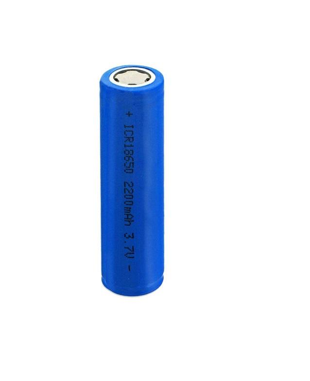 OEM, Li-ion ICR 18650 3.7V 2200mAh, Επαν. Mπατ. για ηλεκρονικά τσιγάρα