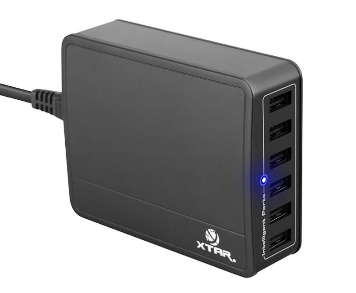 XTAR 45W 6-Port USB Φορτιστής