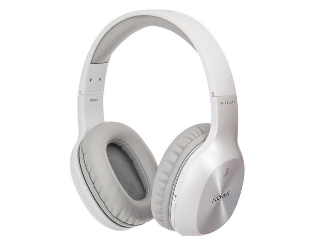 Edifier W800BT Ενσύρματα - Ασύρματα ακουστικά Bluetooth Χρώμα Λευκό