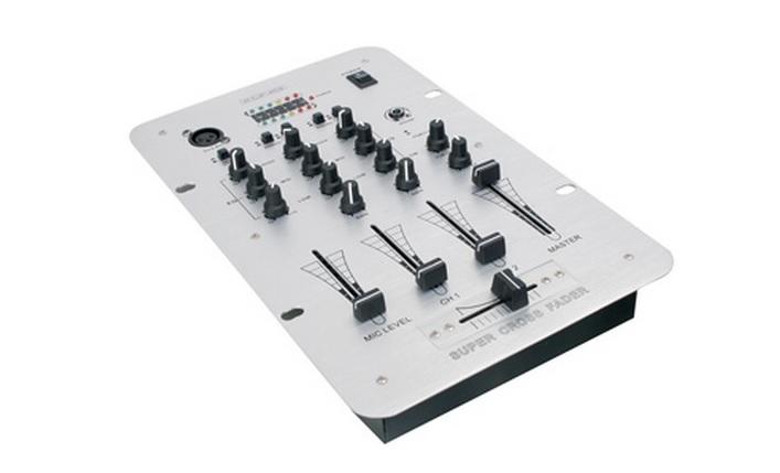 Konig KN-DJMIXER20 Επαγγελματικό Dj Mixer δύο καναλιών