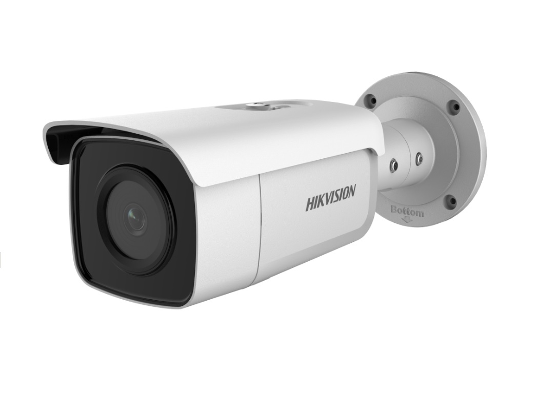 Hikvision DS-2CD2T85FWD-I5(B) Δικτυακή Κάμερα Darkfighter 8MP Φακός 2.8mm