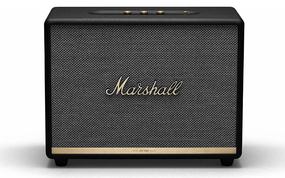 Marshall Woburn II Bluetooth Ηχείο Μαύρο