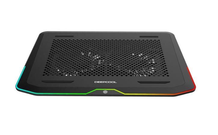 DEEPCOOL N80 RGB Cooler για Laptop έως 17,3 Inch