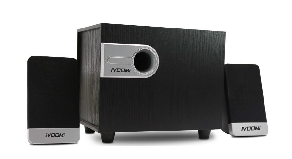 IVOOMi IVO-2179 SUF BT ηχεία 2.1ch, USB/SD/FM/AUX/Bluetooth, 20W