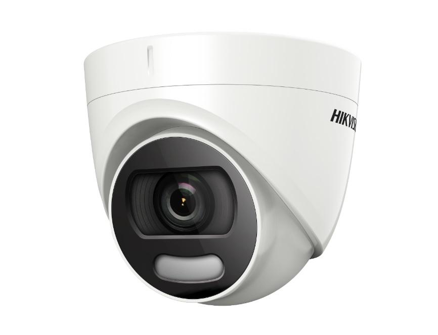 Hikvision DS-2CE72HFT-F ColorVu (Έγχρωμη Εικόνα Ημέρα - Νύχτα) Κάμερα HDTVI 5MP Φακός 3.6mm