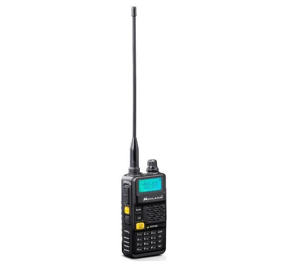 Midland CT 590s Φορητός Πομποδέκτης 5 Watt VHF / UHF