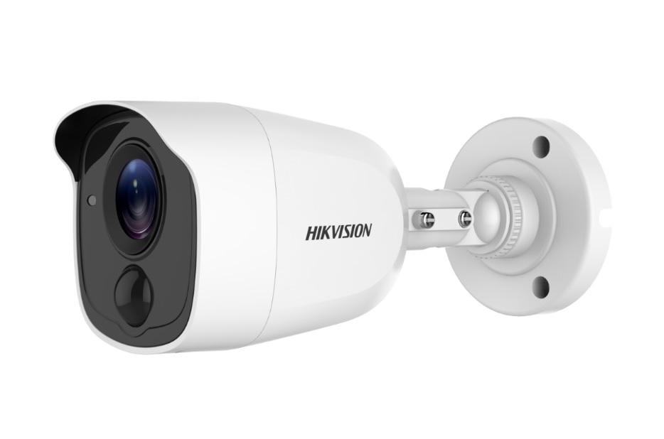 Hikvision DS-2CE11H0T-PIRLO Κάμερα HDTVI 5MP Φακός 2.8mm