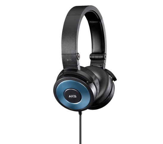 Akg K-619 BLUE Ακουστικό για DJ με Μικρόφωνο & Remote