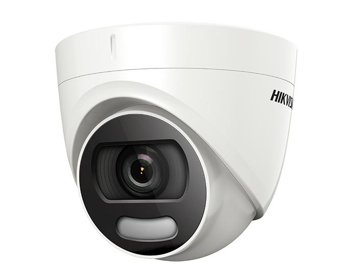 Hikvision DS-2CE72DFT-F28 ColorVu (Έγχρωμη Εικόνα Ημέρα - Νύχτα) Κάμερα HDTVI 1080p Φακός 2.8mm