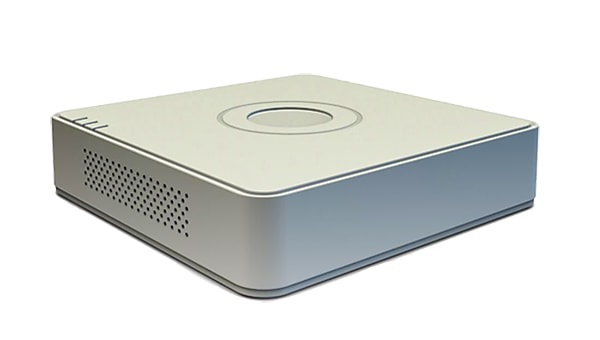 HIKVISION DS-7104HQHI-K1(S) Καταγραφικό HDTVI 4CH έως 4MP Lite Audio Over Coax
