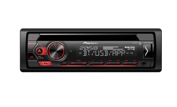 Pioneer DEH-S320BT Ράδιο CD με USB & Bluetooth