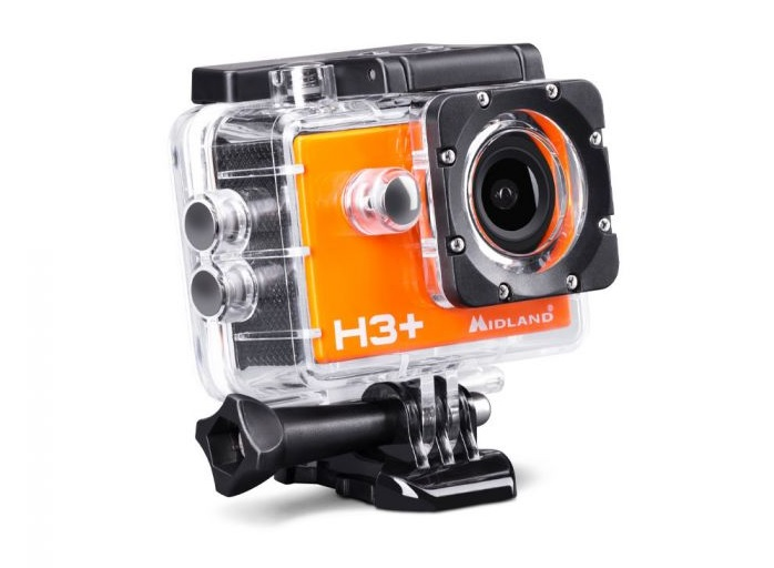 Midland H3+ (C1235.01) Full HD Action Cam