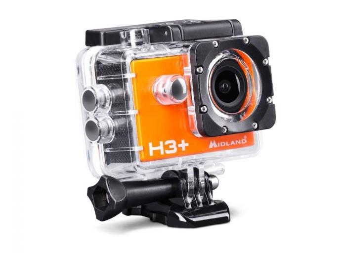 Midland H3 + (C1235.01) Action Cam Full HD