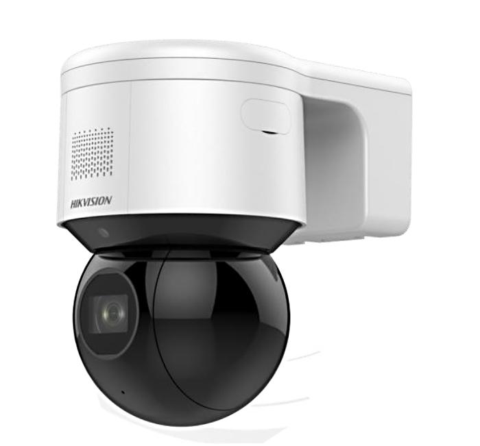 Hikvision DS-2DE3A404IW-DE3/W Δικτυακή Ρομποτική Κάμερα WiFi 4MP Φακός 4x (2.8mm-12mm)