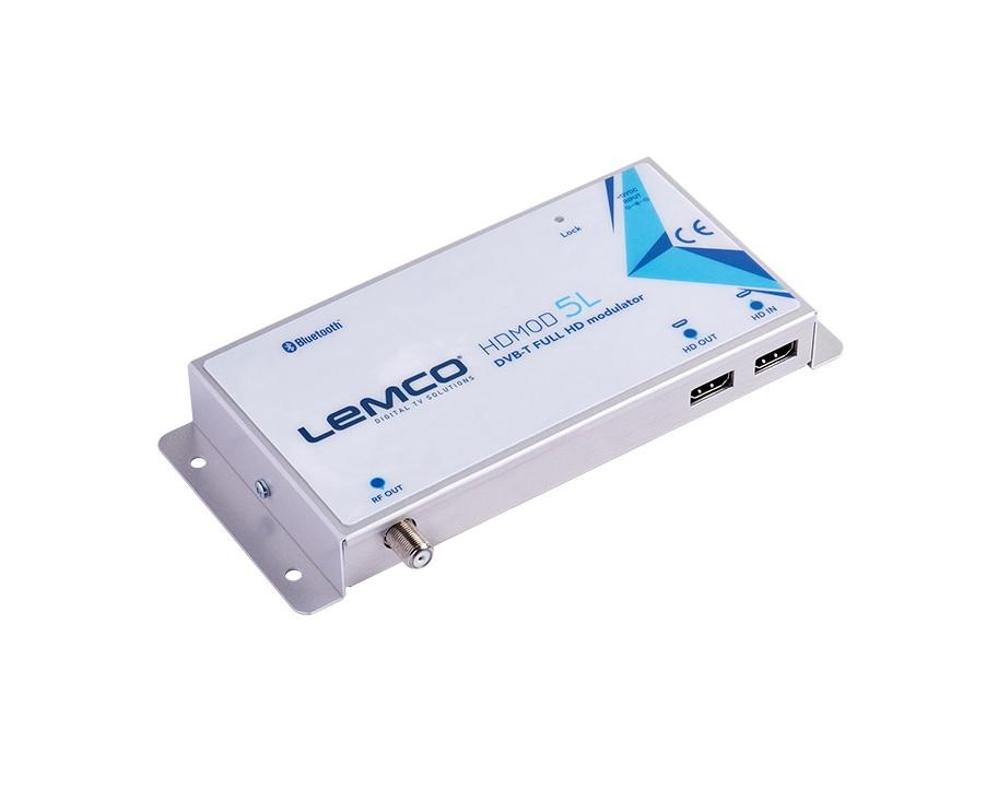 LEMCO HDMOD-5L Ψηφιακός Διαμορφωτής (Modulator) HDMI Full-HD σε RF DVB-T