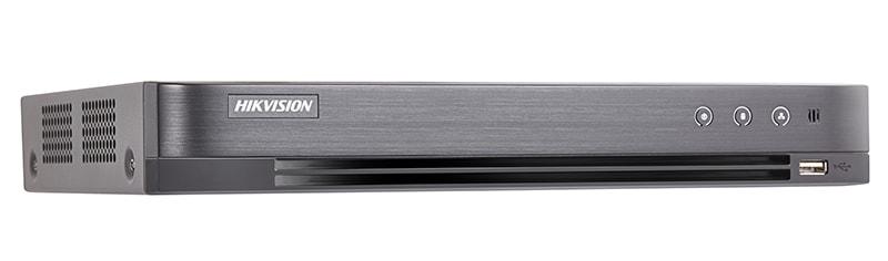 HIKVISION DS-7216HUHI-K2(S) Καταγραφικό HDTVI 16CH έως 8MP Audio Over Coax