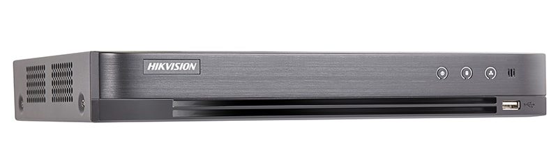 HIKVISION iDS-7204HQHI-M1/S ACUSENSE Καταγραφικό HDTVI 4MP & Face Detection