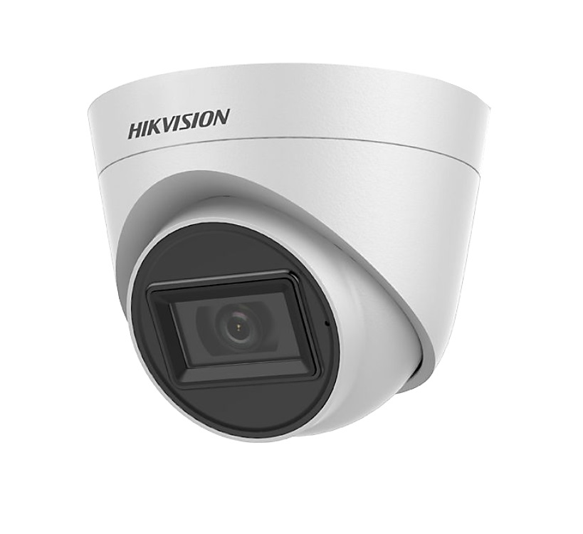 Hikvision DS-2CE78H0T-IT3FS Κάμερα HDTVI 5MP Φακός 2.8mm, Mic - Audio Over Coax