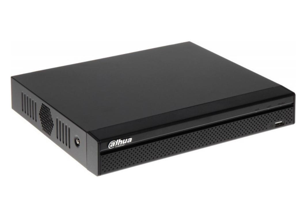 DAHUA XVR5104HS-4KL-X Καταγραφικό HDCVI 4CH έως 8MP(4K) και 2IP