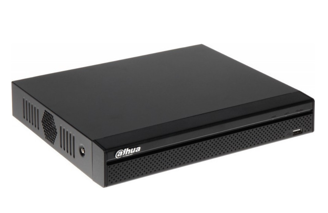 DAHUA XVR5108HS-4KL-X Καταγραφικό HDCVI 8CH έως 8MP(4K) και 4IP
