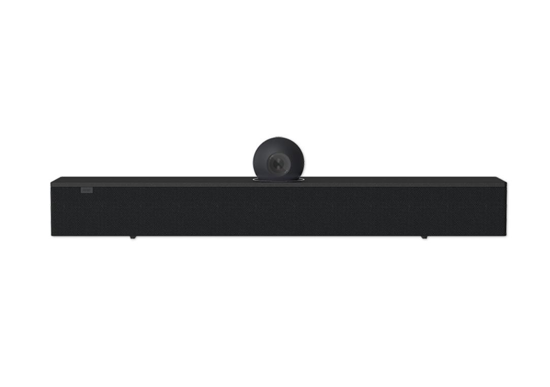 Acendo Vibe ACV-5100 Black Mπάρα Hχου Tηλεδιάσκεψης με Eνσωματωμένη Kάμερα