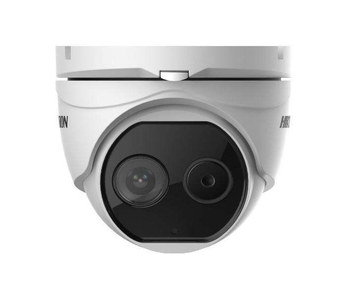 Hikvision DS-2TD1217-2/V1 Δικτυακή Θερμική & οπτική Κάμερα 2MP φακός 1.8/2.1mm