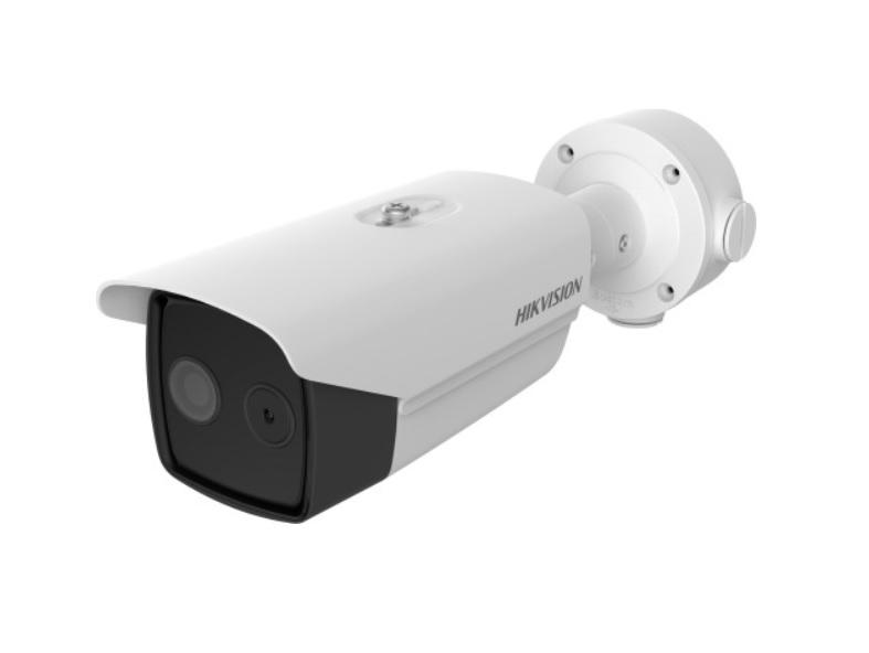 Hikvision DS-2TD2617-3/V1 Δικτυακή Θερμική & οπτική Κάμερα 2MP φακός 3.1/4 mm