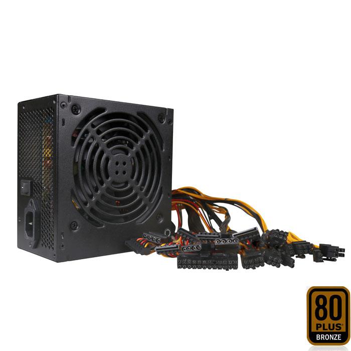 DEEPCOOL DA600 POWER SUPPLY 600W APFC