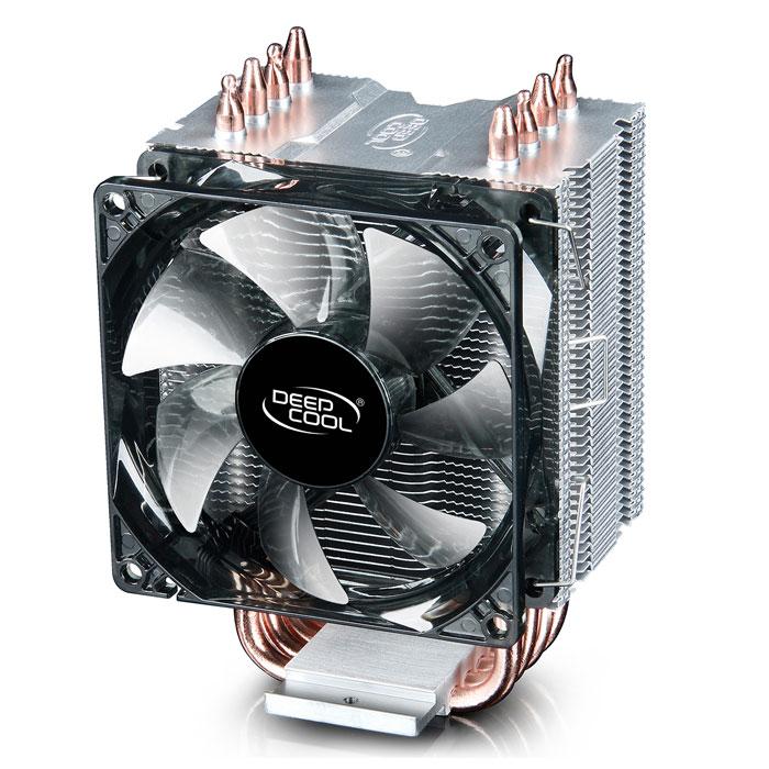 DEEPCOOL GAMMAXX C40 CPU COOLER - INTEL & AMD