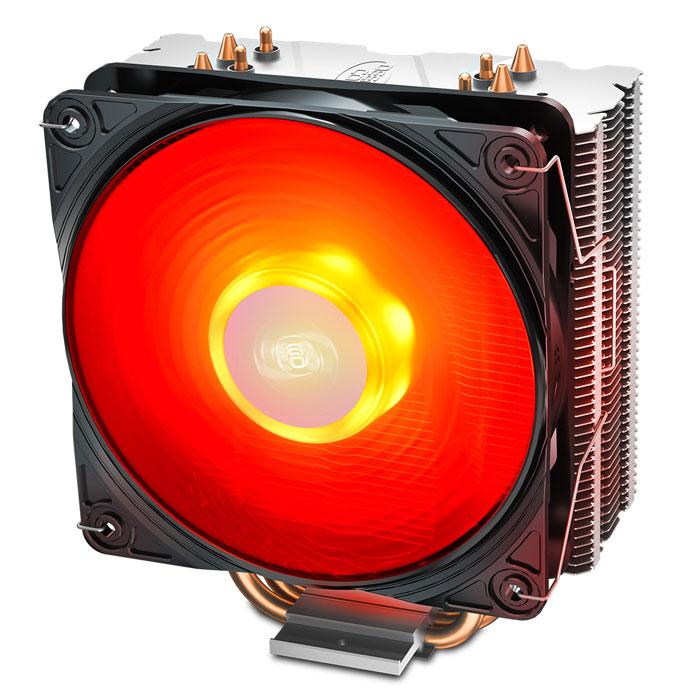 DEEPCOOL GAMMAXX 400 V2 RED  AIR COOLER