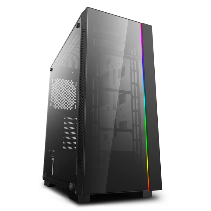 DEEPCOOL MATREXX 55 V3 ADD-RGB  COMPUTER CASE BLACK