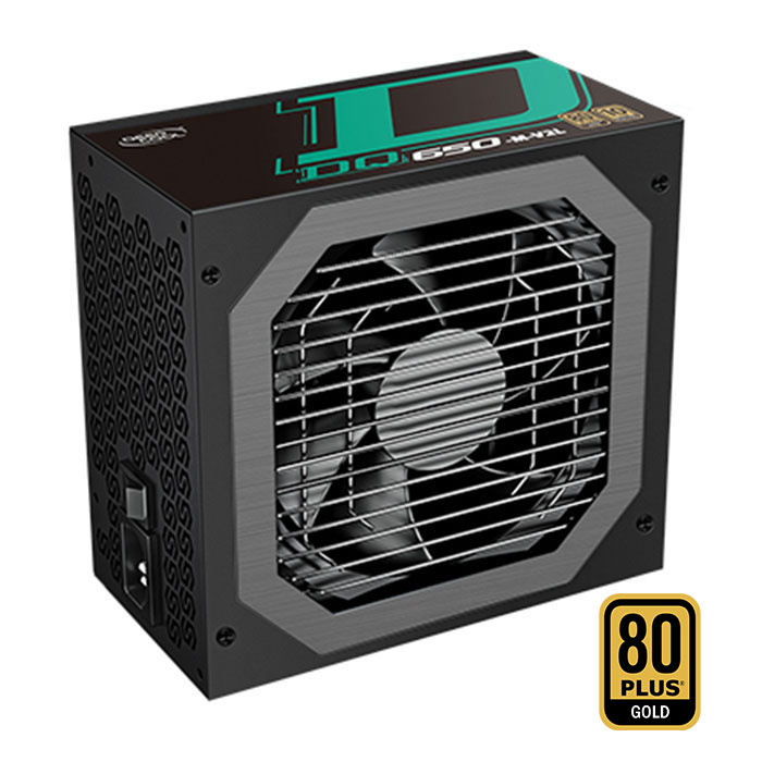 DEEPCOOL DQ650-M-V2L POWER SUPPLY 650W