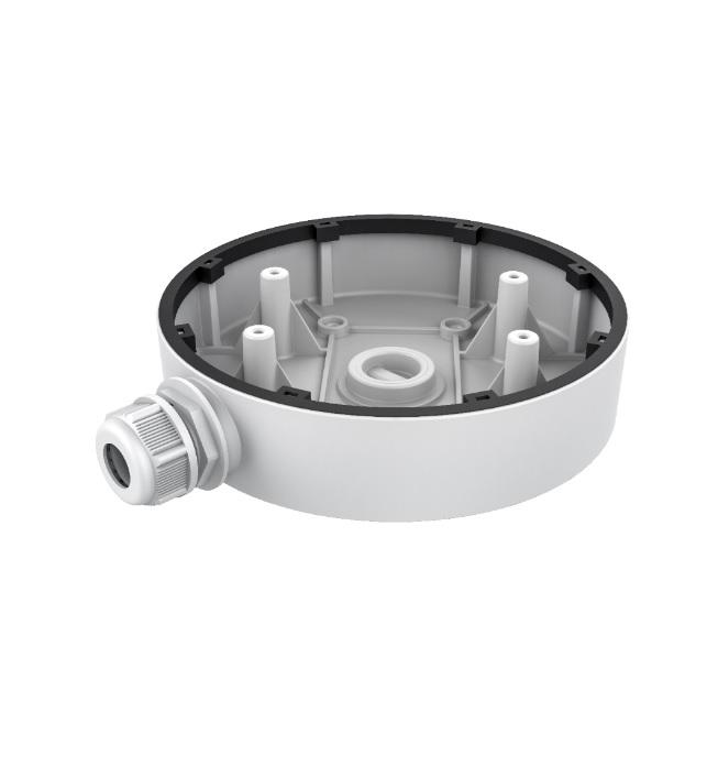Hikvision DS-1280ZJ-DM55 Κουτί Συνδέσεων για Dome Κάμερες Δαμέτρου 155mm