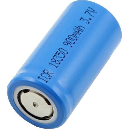 0214 Li-ion ICR18350 3,7V 900mAh