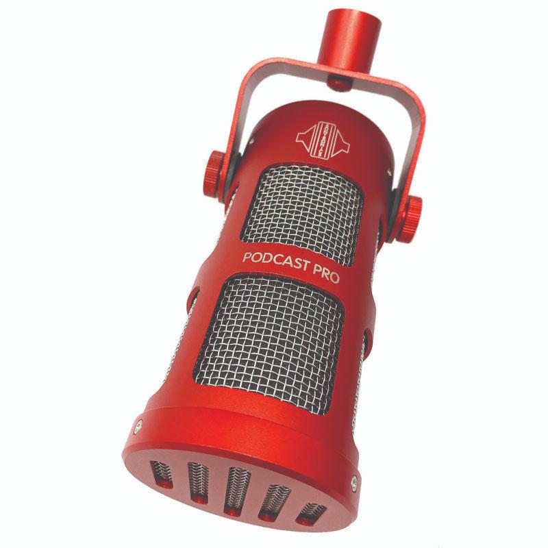 Sontronics Podcast Pro RED Δυναμικό Μικρόφωνο