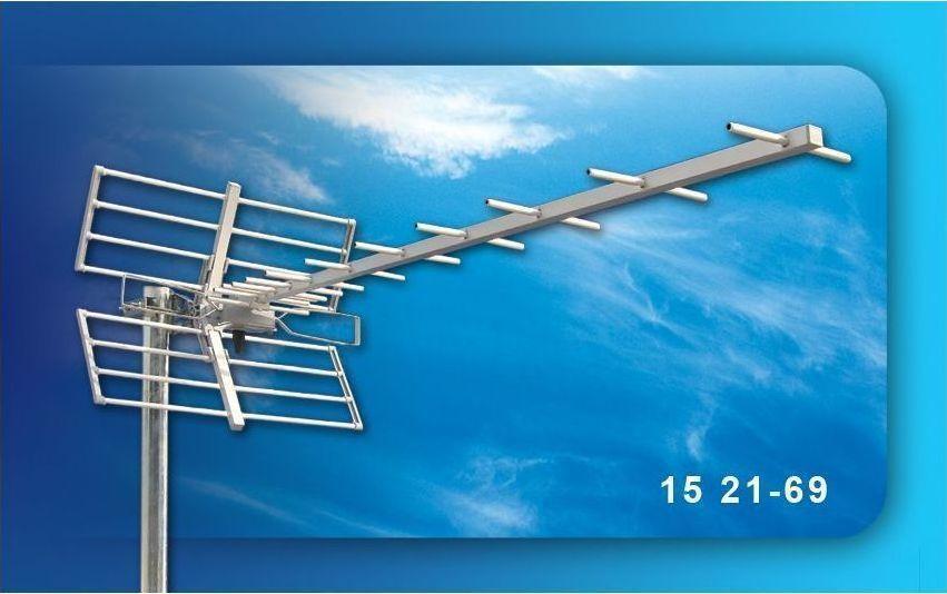 Condor, YAGI L15 21-69, Επίγεια ψηφιακή Κεραία UHF 14.5dB