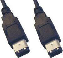 Lancom, C150-66B, Καλώδιο 1.8m. Firewire 6Pin/6Pin