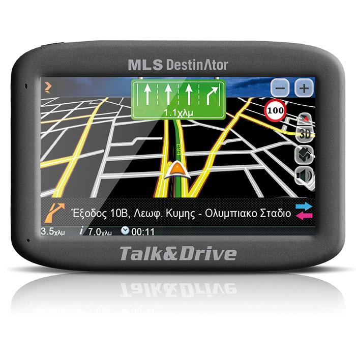 MLS DESTINATOR 433 TALK&DRIVE (GREECE-CYPRUS)  33.ML.520.194