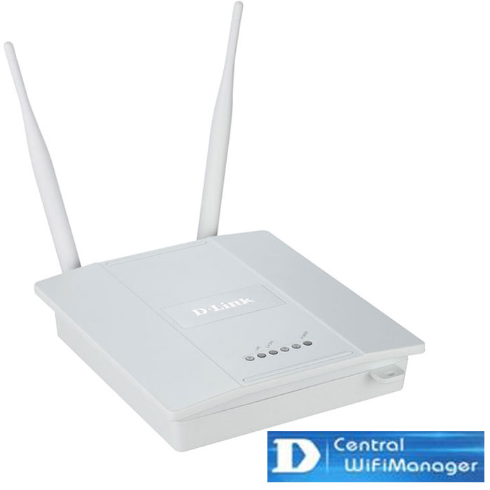D-LINK DAP-2360 WIRELESS POE N300 INDOOR ACCESS POINT