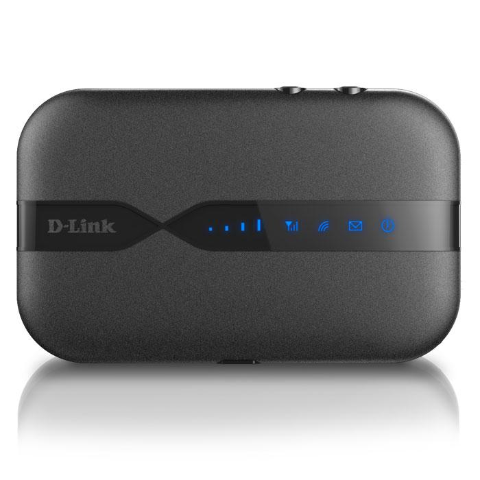 D-LINK DWR-932 4G LTE MOBILE WiI-FI HOTSPOT 150 Mbps